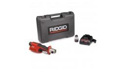 Пресс-пистолет RP 241 RIDGID 12V Li-Ion в кейсе  без пресс-клещей