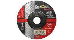 Диск зачистной 125*7.0*22.2мм BF27-ZA203R Flexovit Foundry (Steel, Cast Iron)