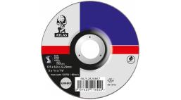 Диск зачистной 230*10.0*22.2мм BF27-A24R Atlas (Steel)