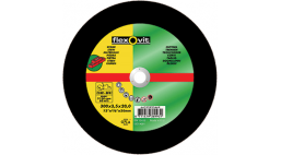Диск отрезной 300*3.5*22.2мм BF41-C24R  80 м/с Flexovit FM (Stone)