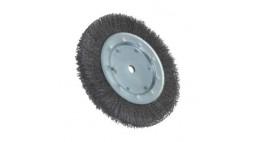 Щетка дисковая 200*36*32 мм *0.30 мм NORTON T40 гофрированная стальная 3х рядная