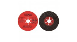 Диск Fiberflex полугибкий конический 125*5*22.2 мм  А60 8DH Flexovit
