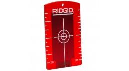 Магнитная цель для лазерн. уровня CL-100/DL-500 <41373> RIDGID