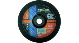 Диск зачистной 180*7.0*22.2мм BF27-ZA24R Flexovit Foundry (Inox, Cast Iron)