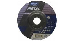 Диск зачистной 125*6.0*22.2мм BF27-A24R Norton Metal (Steel) 25шт/упак