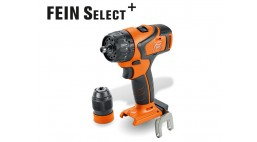 Шуруповерт аккумуляторный 2х скоростной ABS 18Q Select Fein (без акб и з/у)