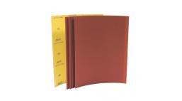 Лист шлифовальный 230*280мм  P120 T100 NORTON водостойкий с аксидом алюминия