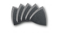 Набор дисков из абразивной шкурки по 10шт зерн. 60, 80, 120, 180, 240 Fein