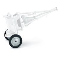 Тележка модели 32 <42575> RIDGID колёсная опора для электроприводов модели 300 и верстаков с тисками