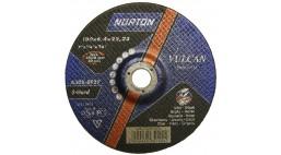 Диск зачистной 180*6.4*22.2мм BF27-A30S Norton Vulcan (Steel, Inox)