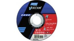 Диск зачистной 125*6.4*22.2мм BF27-A30P Norton Vulcan (Inox)