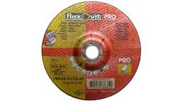 Диск зачистной 180*6.5*22.2мм BF27-A24S Flexovit DIY Pro (Steel, Inox)