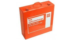Ящик-кейс для инструмента металл 400*400*130мм Fein
