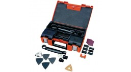 Ящик-кейс для инструмента пластик 470*275*116 мм Fein с содержимым