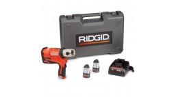 Пресс-пистолет RP 240 RIDGID 12V Li-Ion в кейсе  без пресс-клещей