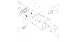 Вставки прижимные для щеток для B-500 RIDGID упаковка 2 шт