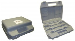 Кейс пластиковый для стандартных обжимающих насадок V-типа V12-V35 RIDGID