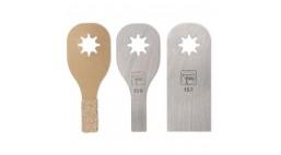 К-т из 3-х пильных полотен M-Cut для Мультимастера 30мм, 10 мм, 10 мм (алм)