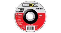 Диск зачистной 100*7.0*16.0мм BF27-A36Q Flexovit ALU (Alu)