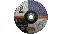 Диск зачистной 180*6.0*22.2мм BF27-A24R Atlas (Steel, Inox)