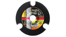 Диск зачистной 115*4.0*22.2мм BF29-A36T Flexovit Mega-View (Steel, Inox)