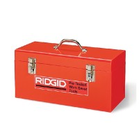 Ящик металлический для переноски желобонакатчика 915 RIDGID