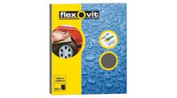 Лист шлифовальный 230*280мм   P80 Flexovit FM водостойкий на бумажной основе 25шт